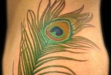 Tattoo - mostly Peacock / Is it obvious what my next tat is going to be? / by Josie Benz