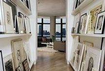 New Home - walls / stuff I like, but not wanting to catergorize / by Josie Benz