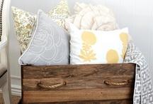 Home decor ideas / by Jordan Overton