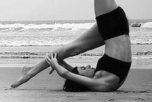 Inspiration: Yoga / by Flying A NYC