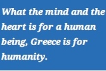 Quotes...Like No Other / Quotes from famous Greeks and/or Famous Quotes for Greece...like no other | #Greece...like no other!