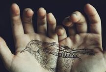 TATTOOS / by Giselle Azevedo