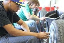 Wheel and Rim Repair | Rightlook Training / Professional Wheel Repair is one of the most popular and most lucrative auto appearance services on the market today. Rightlook.com is the premiere one-stop supplier for Wheel Repair training and technical support, as well as Wheel Repair kits, equipment and system packages.