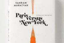 Books We Recommend / by Flying A NYC