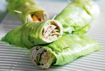 Sandwiches & Snack Recipes / Busy days call for easy, tasty sandwiches and snack recipes.