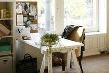 work spaces / #work #workspace #desk #organize #study