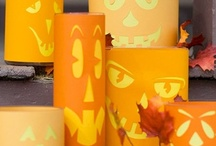 "Fall Fun/Holidays / Thanksgiving, Halloween, and ""Fall stuff"" / by Erin Sievert"