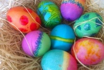 Spring Fun/Holidays / St. Patty's Day, Mother's Day, Easter, April Fools Day / by Erin Sievert