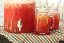 Delicious Drink Recipes / From champagne to coffees, try some of these delicious drink recipes.