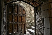 Doors and Windows and Gates / by Erin Sievert
