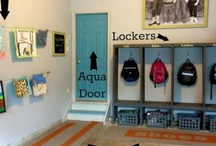 Mud rooms and Laundry spaces / by Erin Sievert