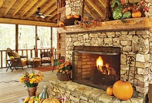 Fireplaces and Staircases / by Erin Sievert