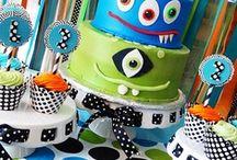 Kid cakes / by Emily Hunsaker