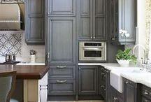 New Home - Kitchen / by Josie Benz