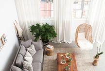 living room | dining room