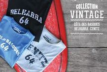 Collection Vintage - 64 / Tshirt - La Marque 64 - Collection vintage - été 2015
