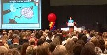 """Katie Garner/ Professional Development for Reading K-5 / A """"Backdoor-to-the-Brain"""" Approach to Teaching Phonics, Reading & MORE with the Brain in Mind, plus videos and resources from Katie's national and state reading conference presentations."""