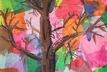 TEACHING Paper Craft / by Pamela Barritt