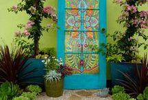 Exteriors: Garden