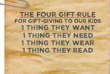 gift ideas / by Rachel Baker
