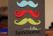 mustache  / by Rachel Baker