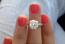 "Saying ""I Do"" / Getting a head start on my future wedding"