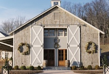 The Horses Home  / For the Home - Barns