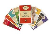 Penguin Style / All things Penguin all the time! From book ends to literary clothing, we have it all! / by Penguin Books USA