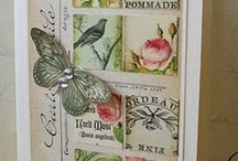 Cards: Feminine, Flowery, Frilly