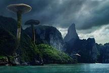 Imaginære Landskap