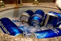 Bout Beer Sittin' On Ice / by Cassie Thomey