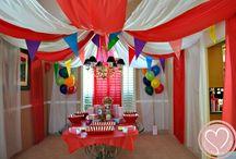 Party Ideas / Birthday, graduation, sleepover, shower, spa, disney junior, cake, girls just wanna have fun, games, favors, decoration ideas,  / by Angela Allen