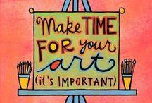 Art Inspiration / by Reneé Lovato