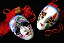 Art: costume, mask, makeup