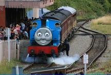 Thomas and friends :) / by Ana Jurca