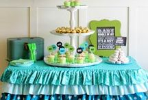 Celebrations & Parties / Always wanted to be the mom that threw fabulous parties! / by Vicki Sipe Probst