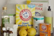 Clean Thinking / Tips, tricks & methods to clean! / by Vicki Sipe Probst