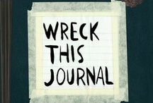 Keri Smith / author of WRECK THIS JOURNAL and more! / by Penguin Books USA