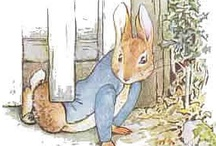 Art: Beatrix Potter / by Anita Wood
