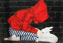 Art:  Street Art / by Ann H