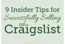 Blog & Website & Etsy Tips ;-) / by Vicki Sipe Probst