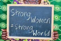 In Celebration of Strong Women / by Ann H