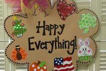 Holidaze, Birthdays, Partays! / by Laci Strickler