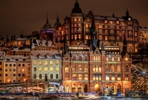 Stockholm, Sweden & Chan's area / Chandler's Mission / by Tracy Bradshaw