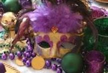 Mardi Gras, St Patrick's Day, Easter & Springtime Celebrations  / by Kathy S