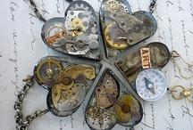 Jewelry: Steampunk Inspired