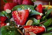 Recipes: Salads, Green Veggies