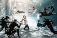 Photography underwater / Underwater photos for a world of imagination