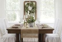 HOME: the DININGROOM / by Jenna