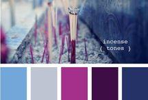 Colours combination